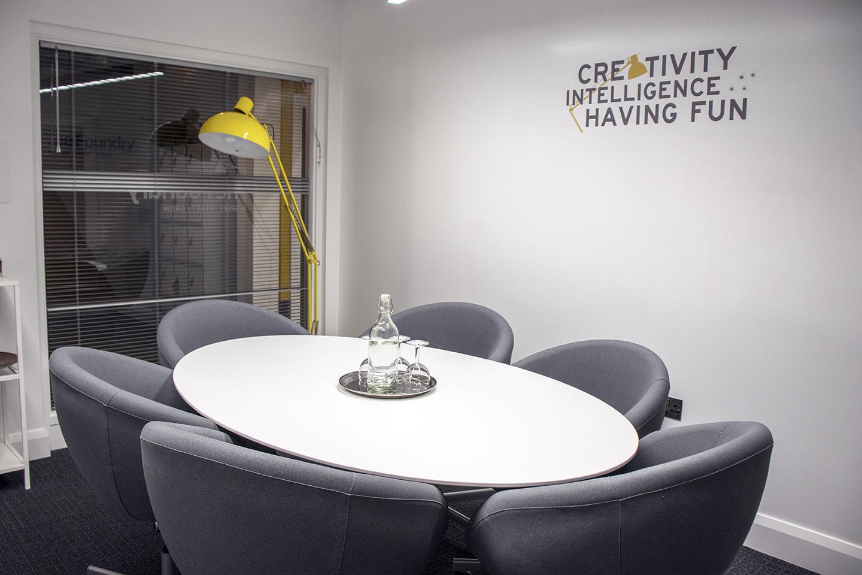 Hourly Meeting Rooms In Belfast